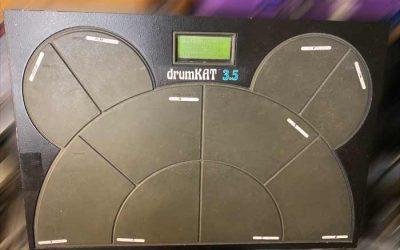 DrumKAT als Midi Controller für Ableton live