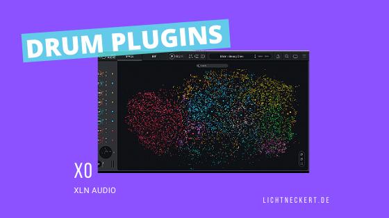 XLN Audio XO DrumPlugin
